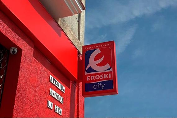 Eroski Banderolas