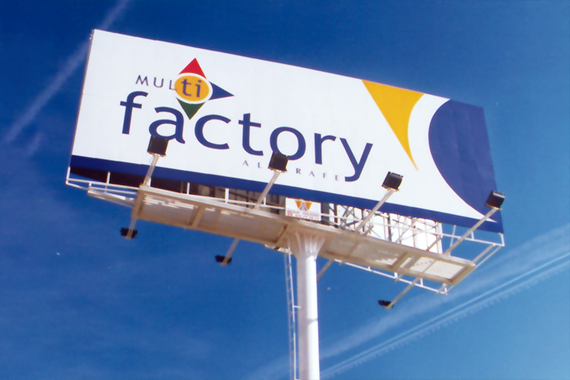 Factory Aljarafe Monoposte