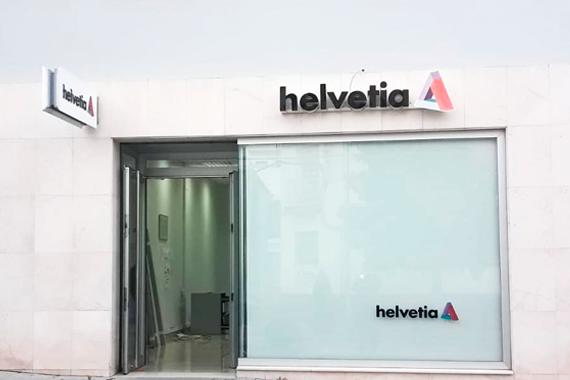 Publicidad exterior Helvetia